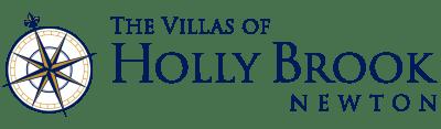 Villas of Holly Brook Newton logo