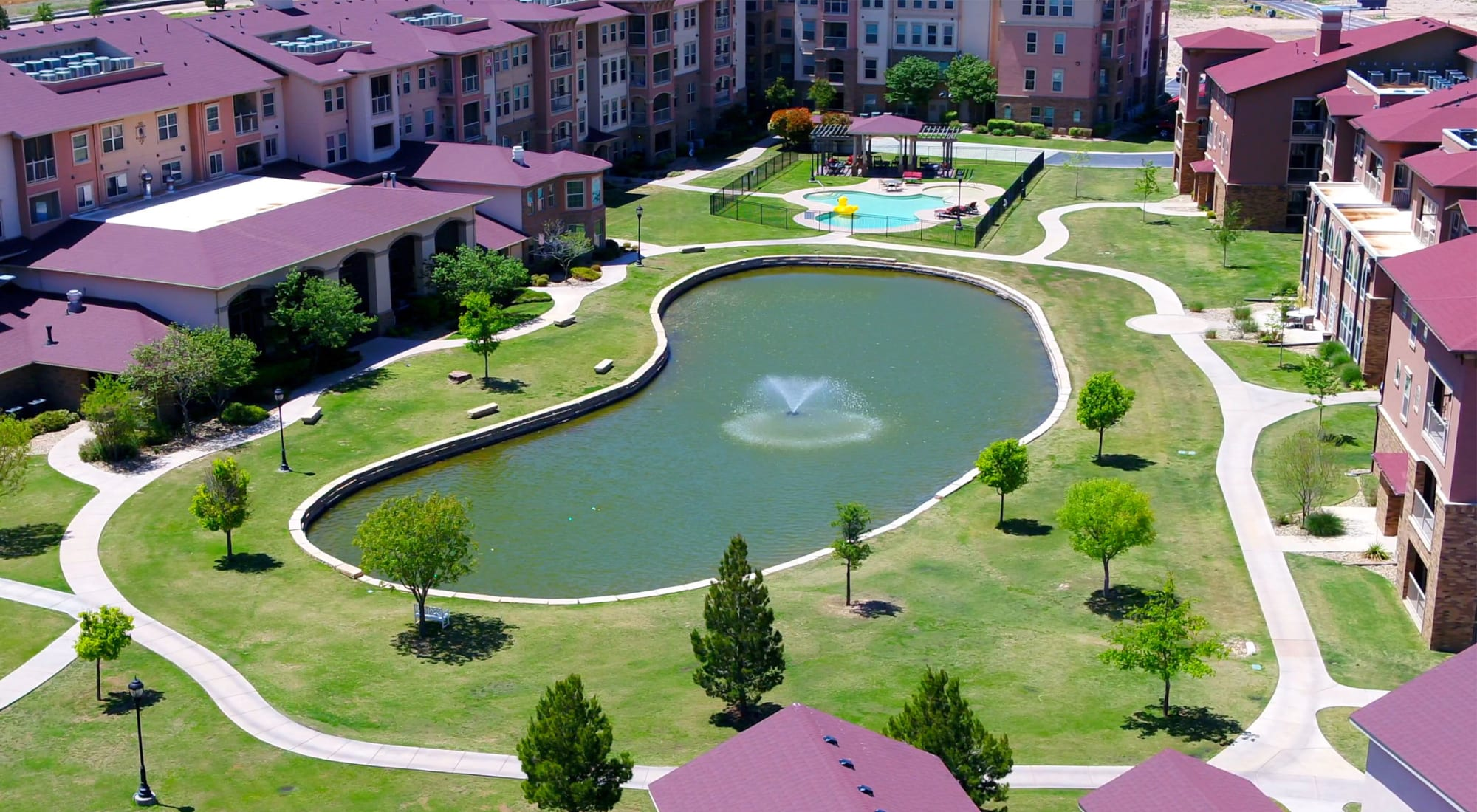 Senior living at Raider Ranch in Lubbock, Texas