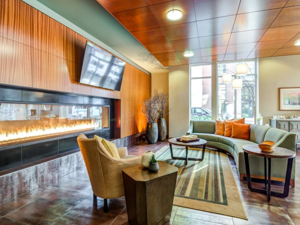 View our amenities at The 101 in Kirkland, Washington
