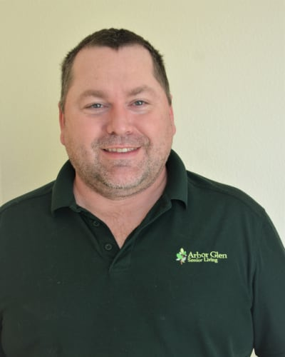 Director of Environmental Services of Arbor Glen Senior Living in Lake Elmo, Minnesota