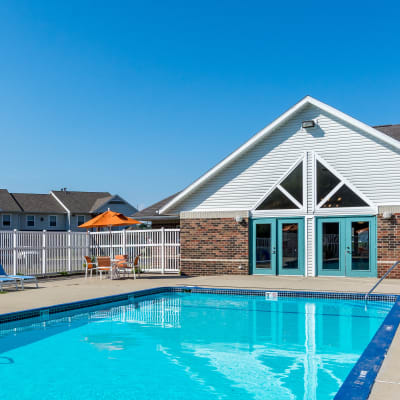 View the features and amenities at Arbor Crossings Apartments in Muskegon, Michigan