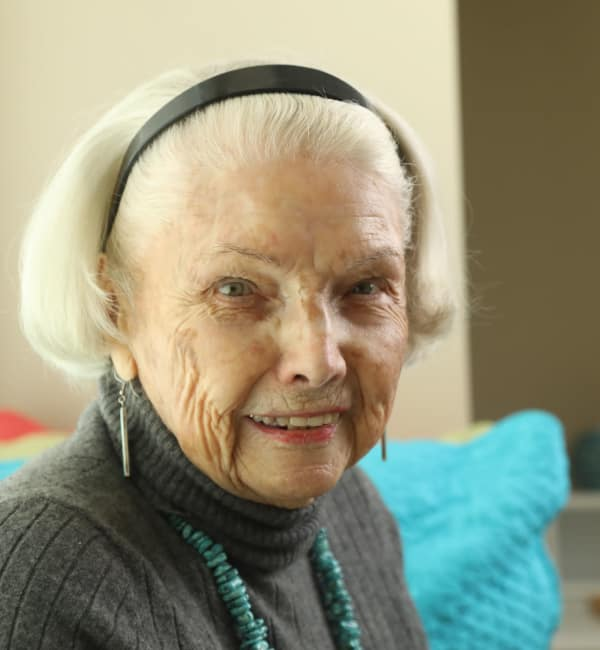 Woman at Omaha Communities in Omaha, Nebraska