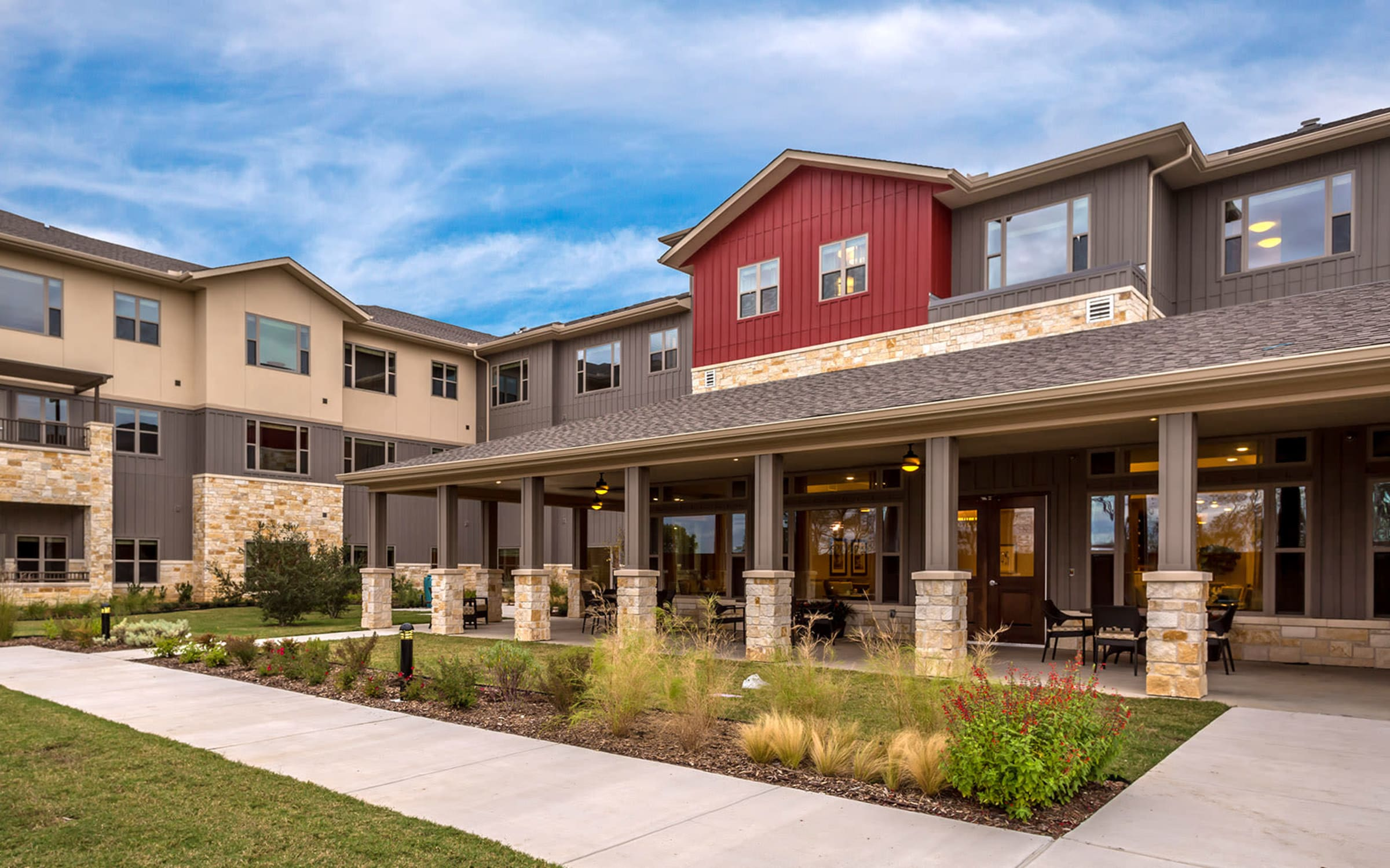 Services and amenities at Anthology of Plano in Plano, Texas