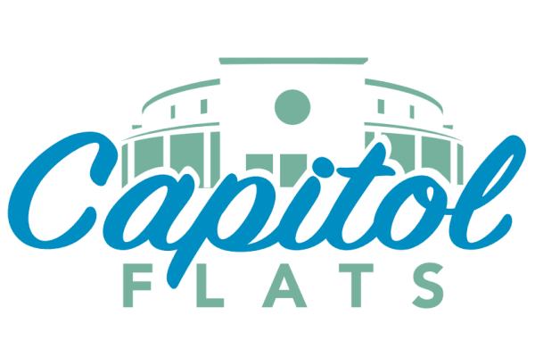 Favicon version of our logo at Capitol Flats in Santa Fe, New Mexico