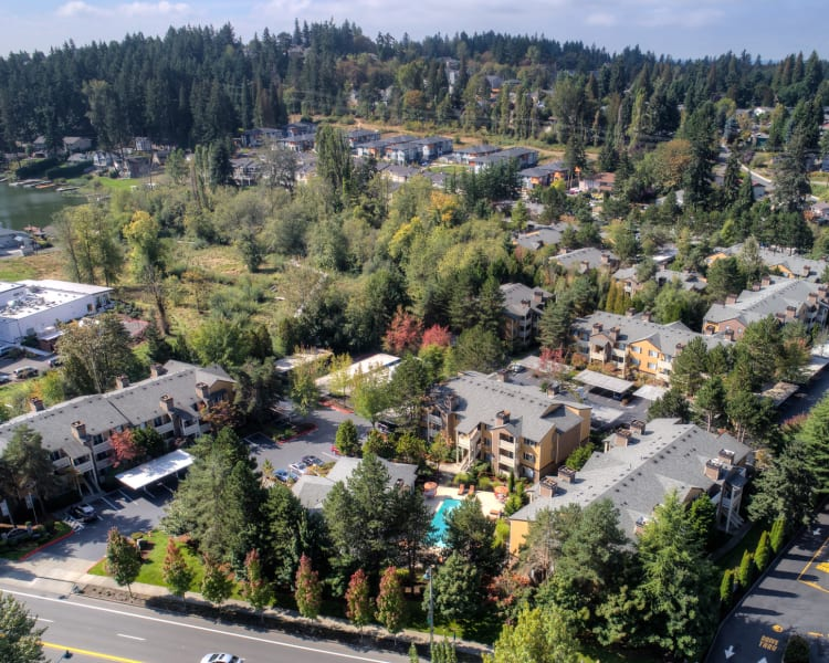 Click to see our photos at Newport Crossing Apartments in Newcastle, Washington
