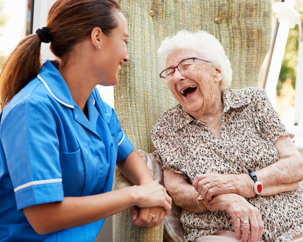 Learn more about memory care at Randall Residence of Centerville in Centerville, Ohio