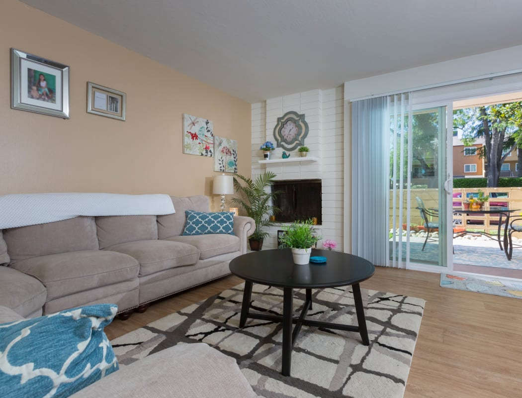 Carriage House's in-home features in Fremont, California