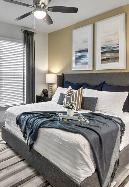 Juncture bedroom in Alpharetta