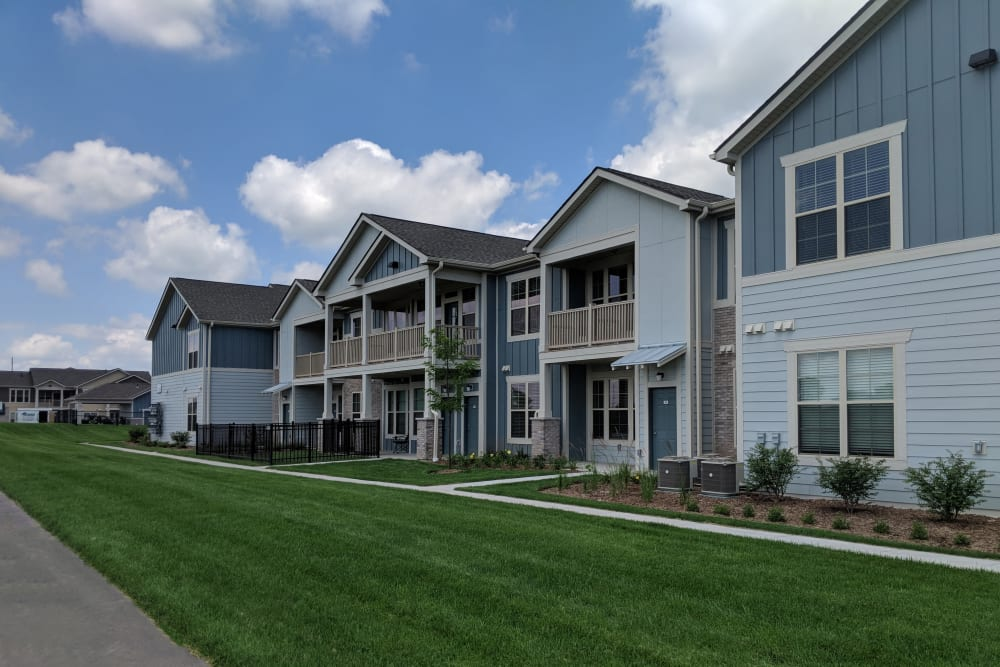 Luxury Apartments at  Springs at Sun Prairie