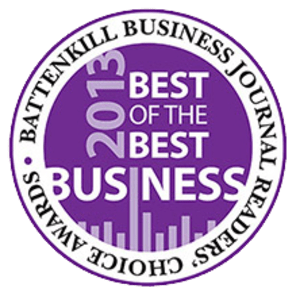Battenkill Business Journal Readers' Choice Awards 2013 Best of the Best Business awarded to Terrace Communities