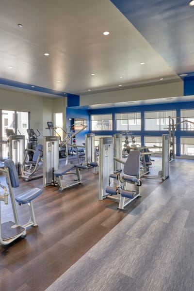 Fitness Center at Elevate in Englewood, Colorado
