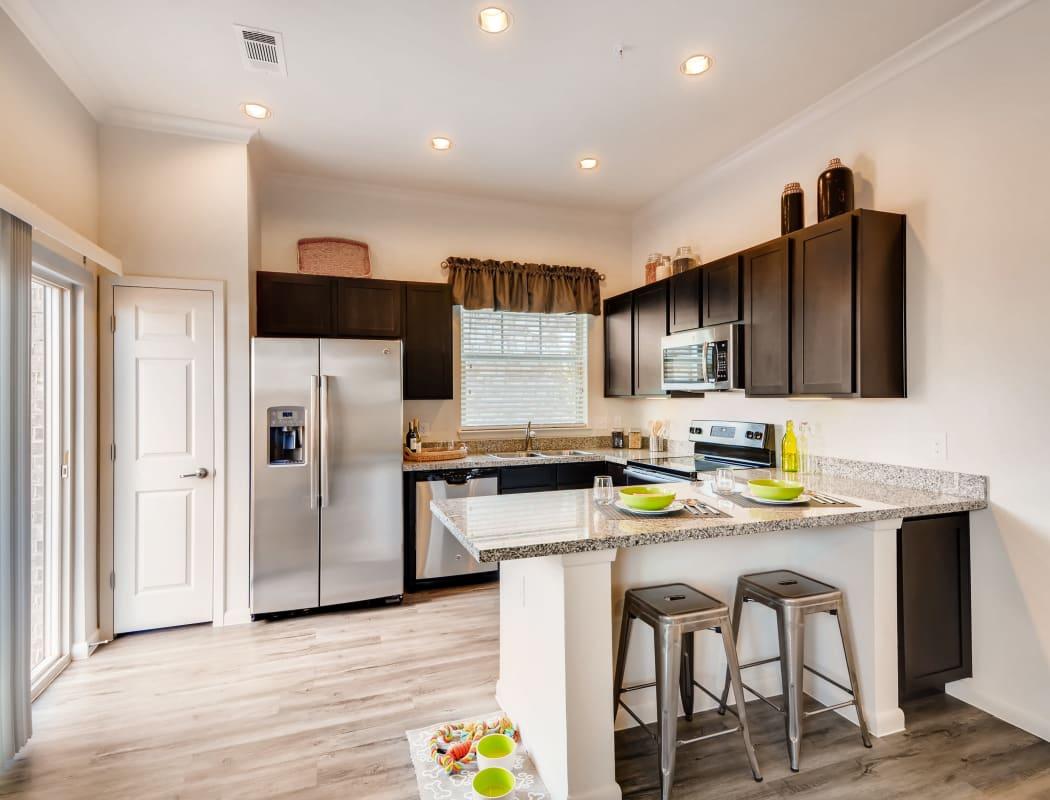 Wonderful amenities at Avilla Heritage in Grand Prairie, Texas