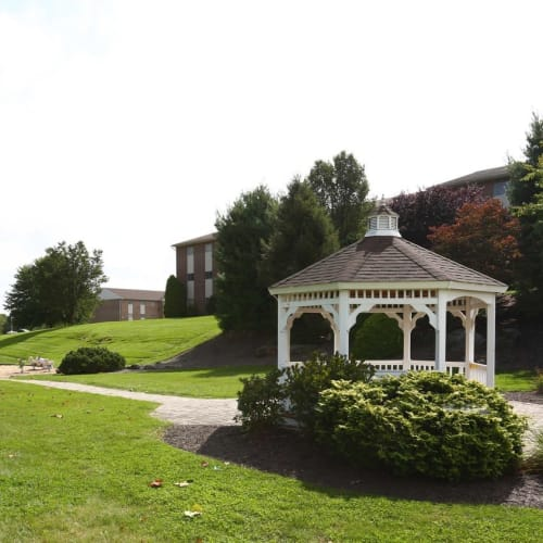 Onsite park at Orchard Hills Apartments in Whitehall, Pennsylvania