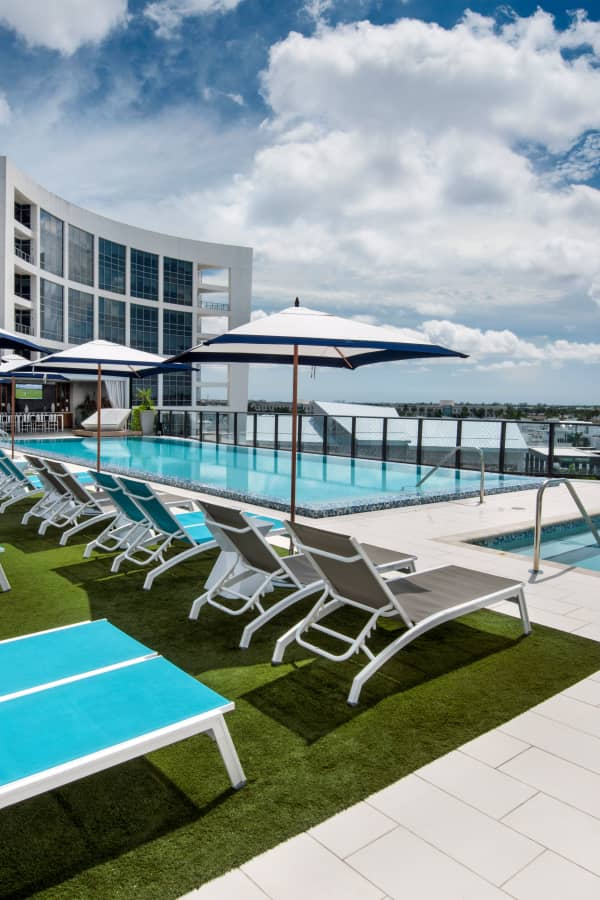 The Flats apartments in Doral, Florida