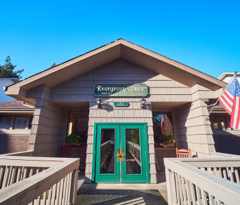 Explore our community at Evergreen Court in North Bend, Oregon