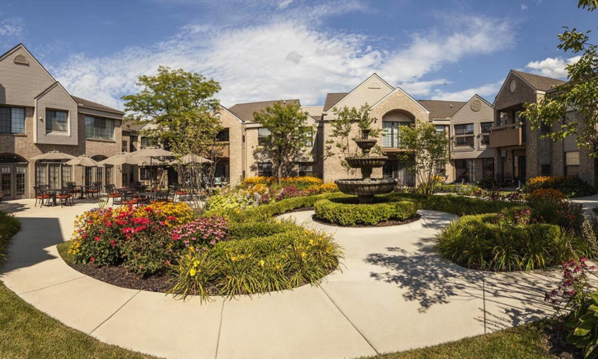 Senior living in Rochester Hills, MI