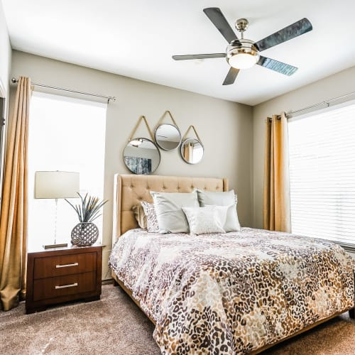 View virtual tour for 1 bedroom 1 bathroom unit at Beck at Wells Branch in Austin, Texas
