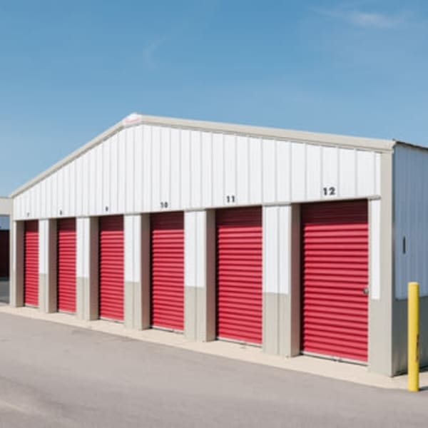 Self storage units for rent at StayLock Storage in Elkhart, Indiana