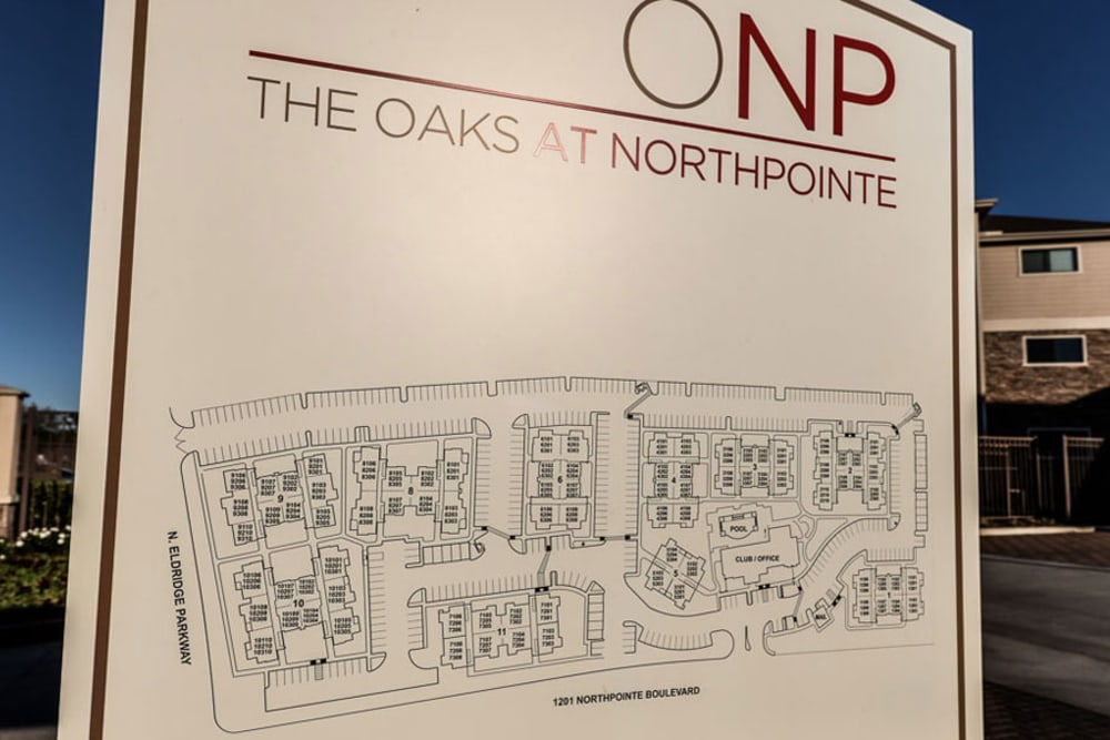 future plans at The Oaks at Northpointe