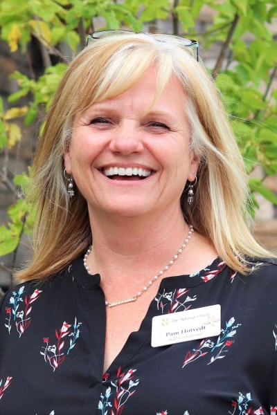 Pam Hotvedt, Staffing Coordinator at The Springs at Bozeman in Bozeman, Montana