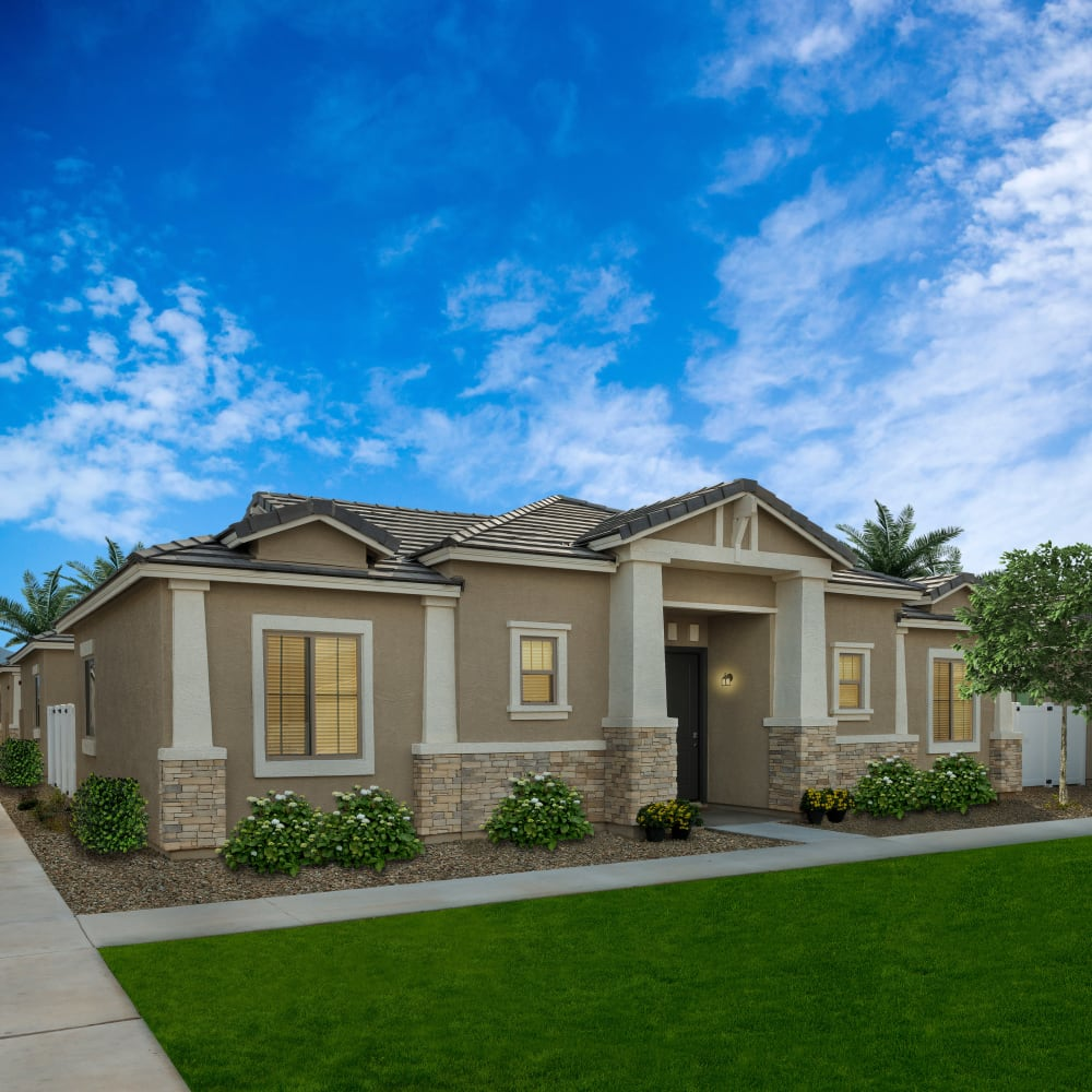 Christopher Todd Communities At Estrella Commons, a property in Goodyear, Arizona