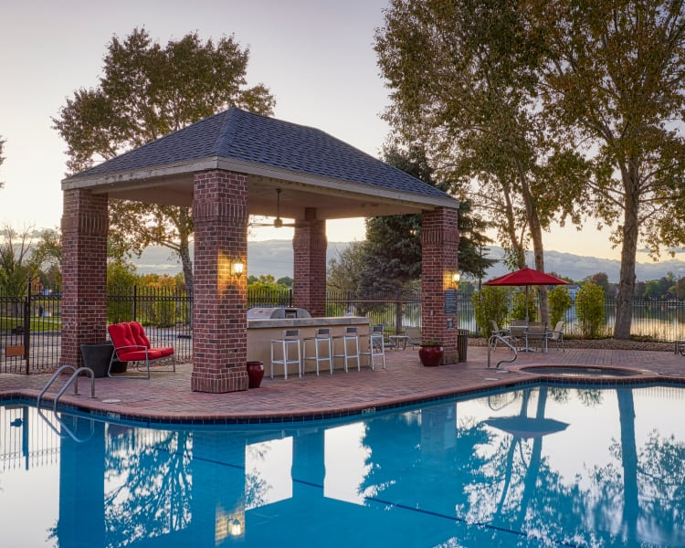 Click to see our amenities at Promenade at Hunter's Glen Apartments in Thornton, Colorado