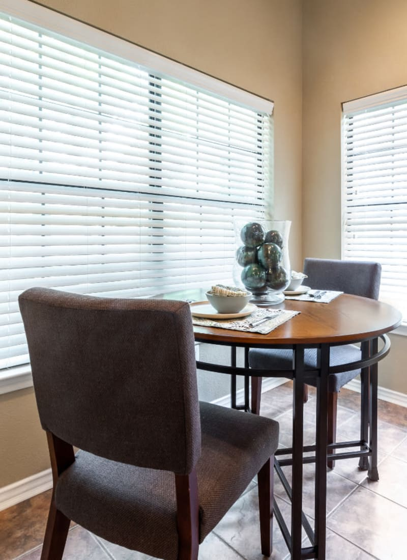 View our floor plans at Marquis at Waterview in Richardson, Texas