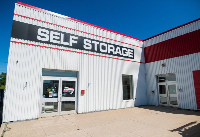 Apple Self Storage in Saint John