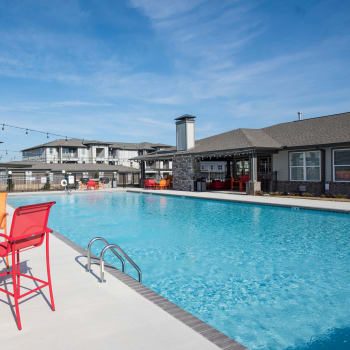 View the features and amenities at Landmark Apartments in Little Rock, Arkansas