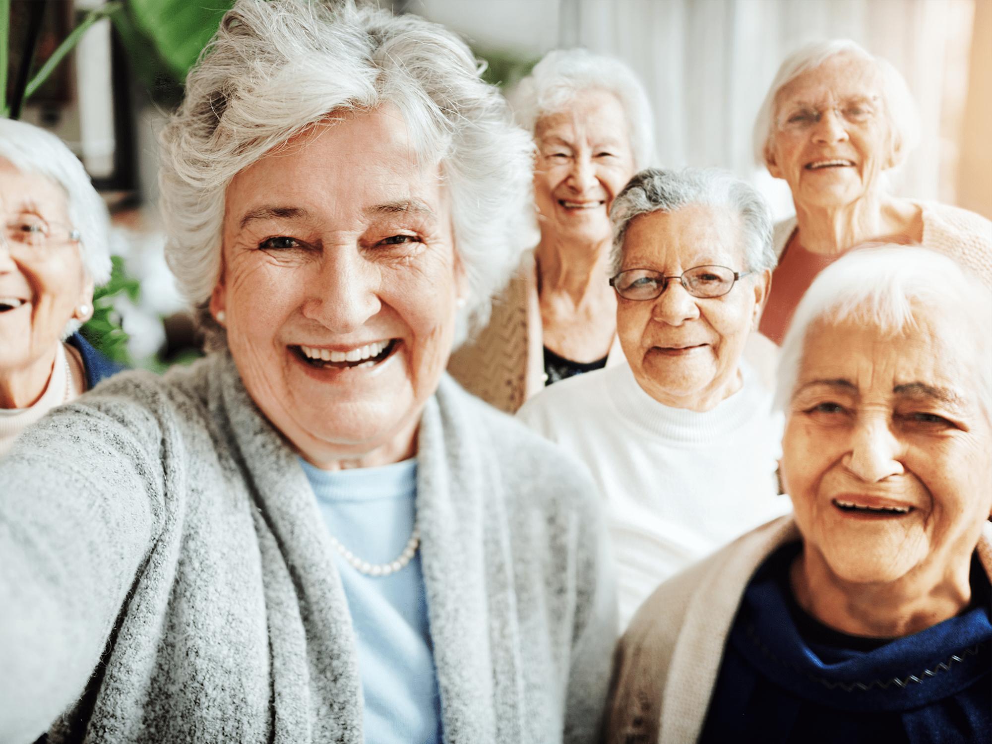 Senior living at Milestone Retirement Communities