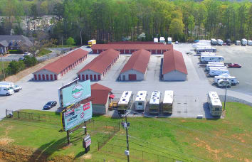 Space Shop Self Storage Hiram Acworth Hwy