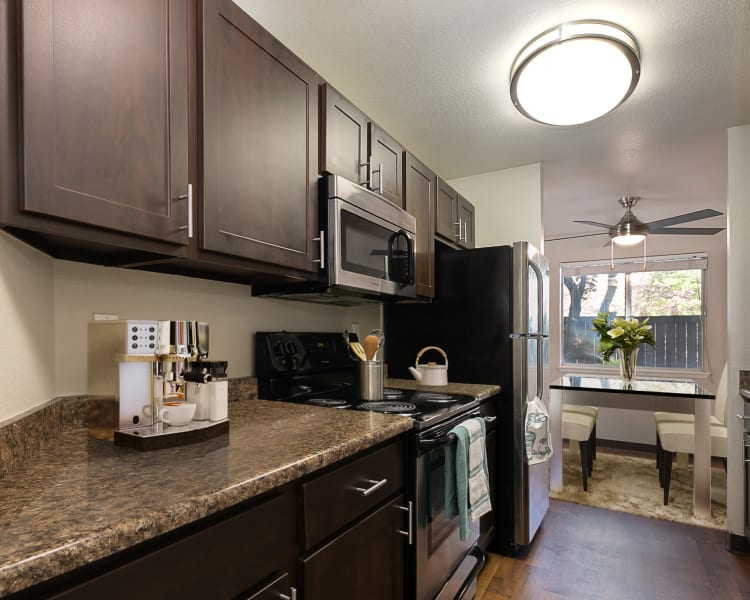 Click to see our floor plans at Latitude Apartments in Everett, Washington