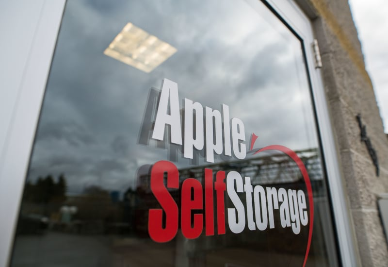 Apple Self Storage in Kitchener