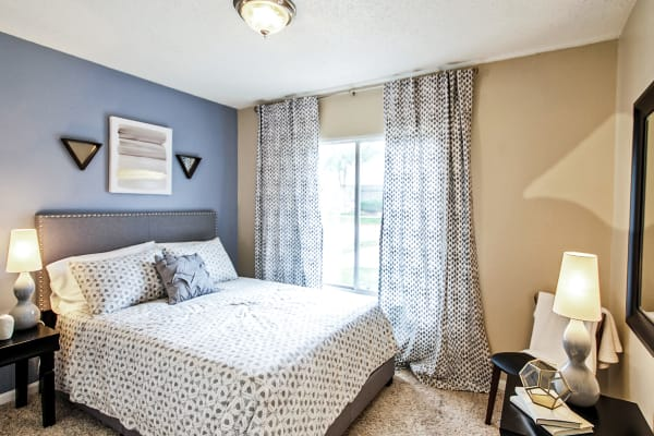 Bedroom at Broadmoor Ridge Apartment Homes