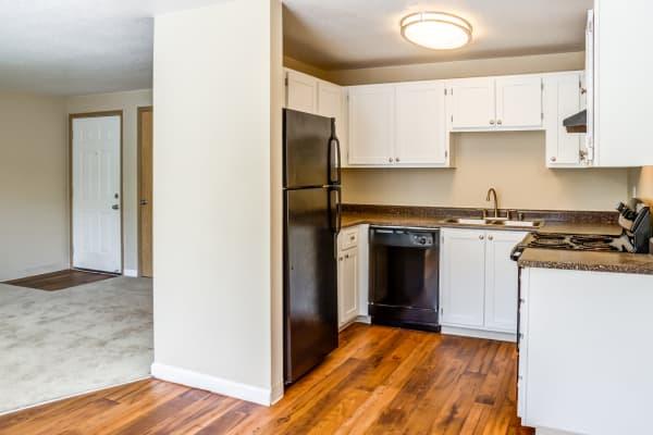 Kitchen at Madison Park Apartments
