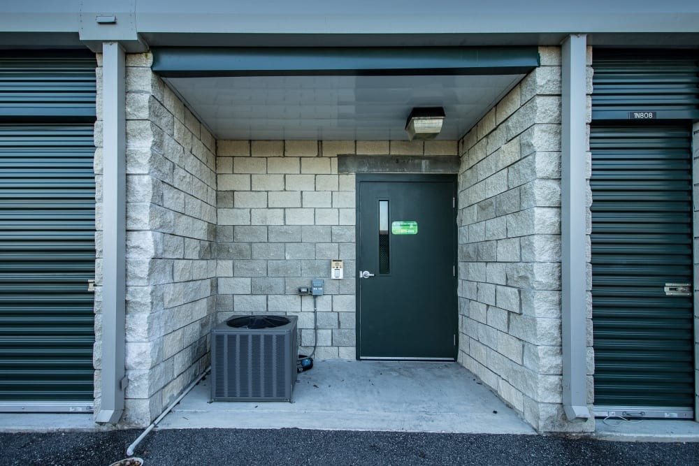 Entry at Neighborhood Storage