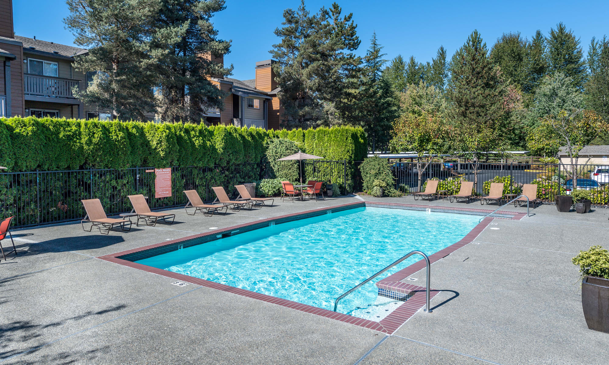 Campbell Run Apartments in Woodinville, Washington