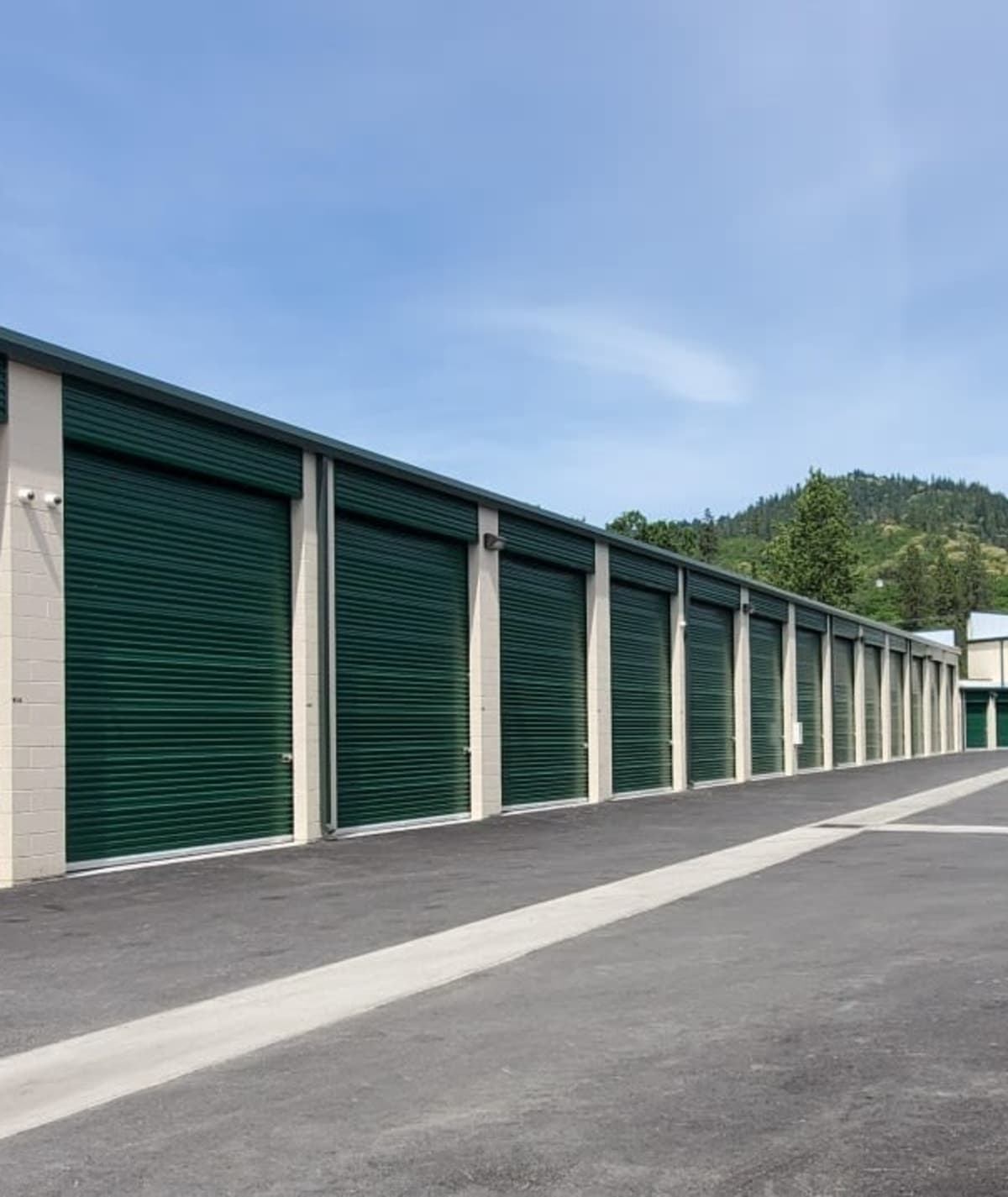 Auctions at Cascade Self Storage in Grants Pass, Oregon