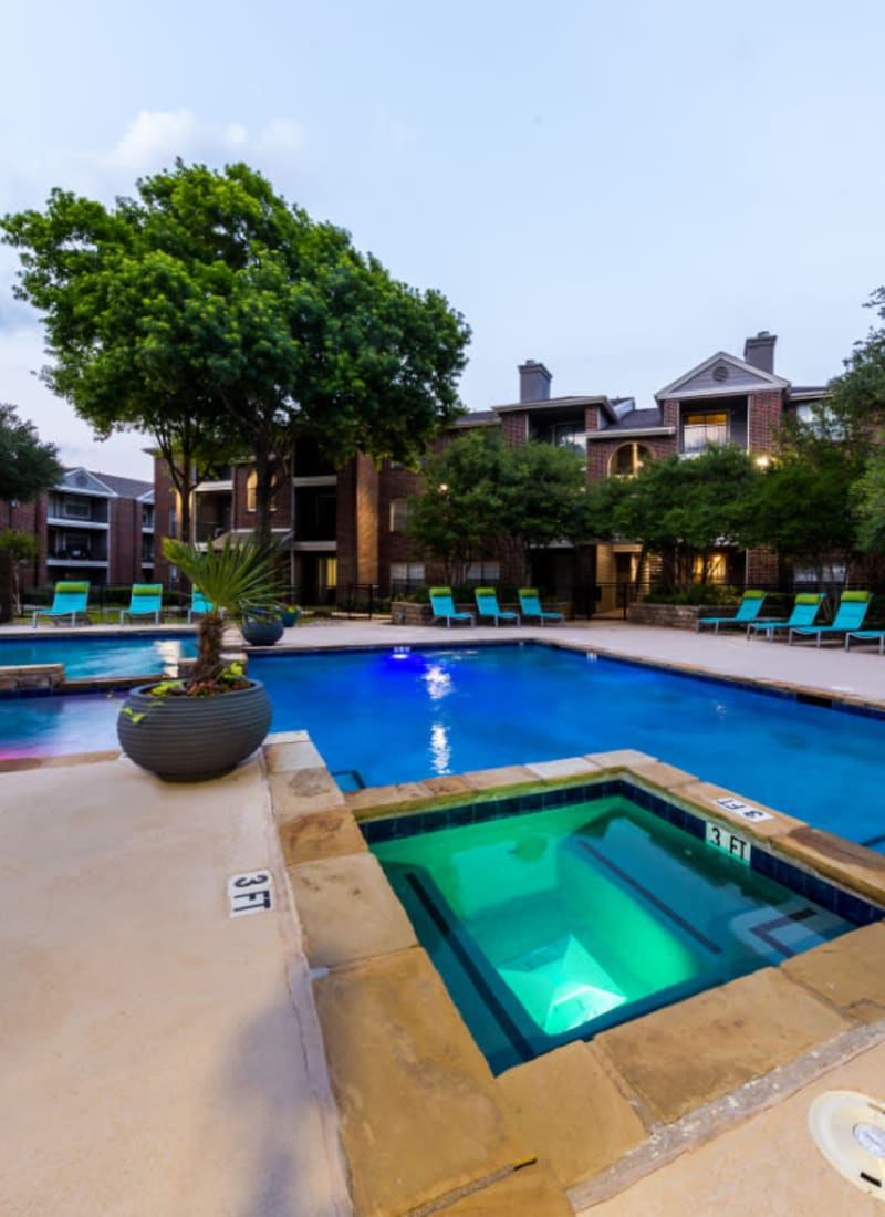 View our amenities at Marquis at Legacy in Plano, Texas