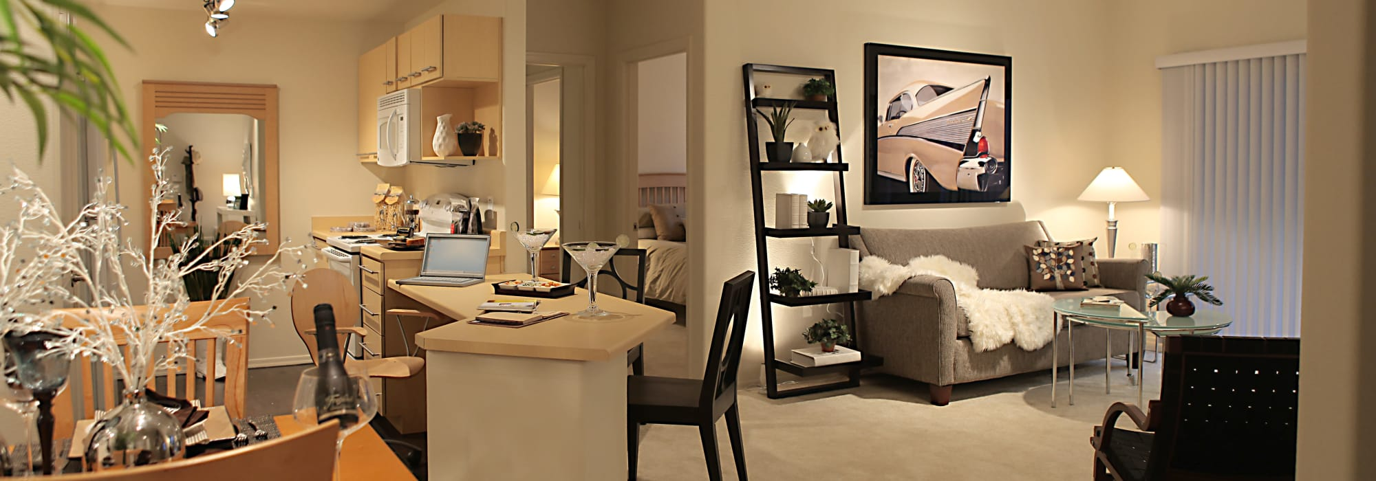 North Phoenix, AZ Apartments | Sage Luxury Apartment Homes