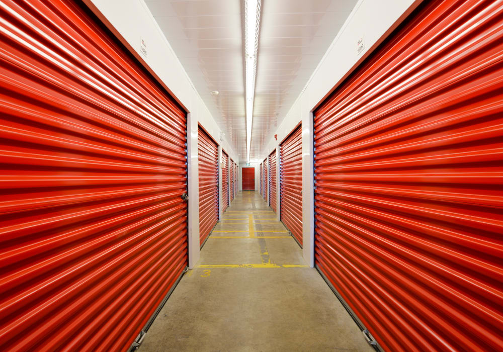 Apple Self Storage - Mississauga - Meadowvale in Mississauga, Ontario, interior units