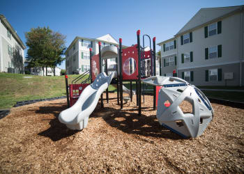 England Run North Apartments has a wonderful Playground