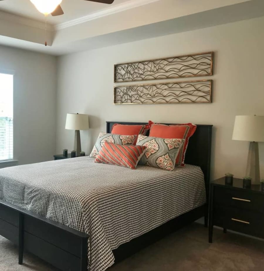 Open floor plans at The Village at Mill Creek in Statesboro, Georgia