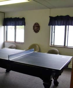Table Tennis at Campus Edge at Brigham