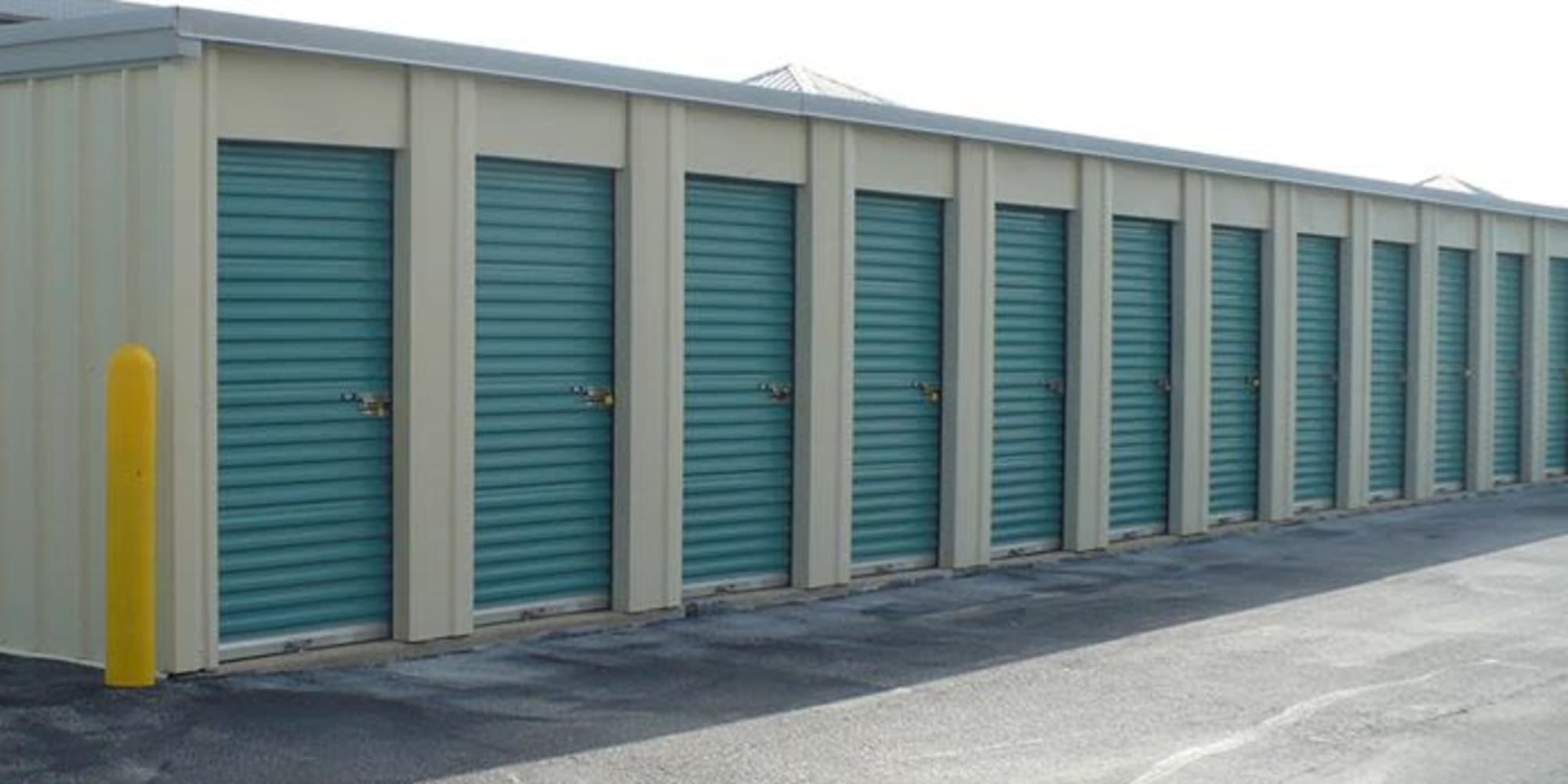 Unit sizes and prices at A Storage Solution of Destin in Destin, Florida