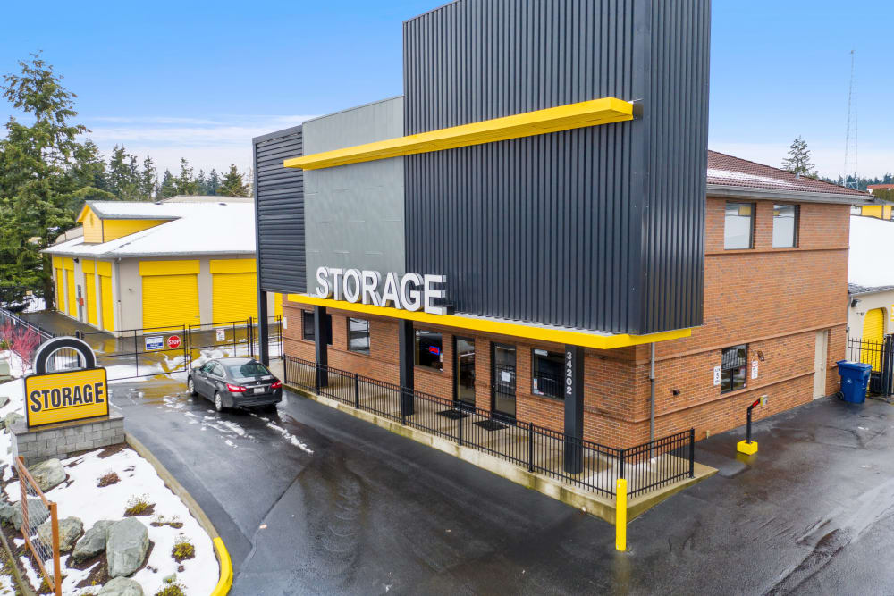 Storage facility in Federal Way, WA