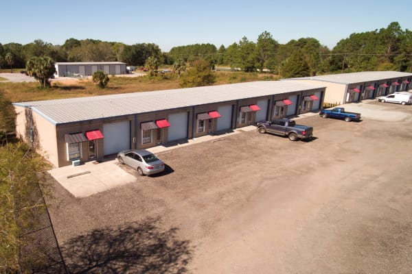 Business offices available at America's Mini-Storage and Office Complex in Port St. Joe, Florida