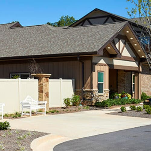 Memory Care options available at Celebration Village Forsyth in Suwanee, Georgia