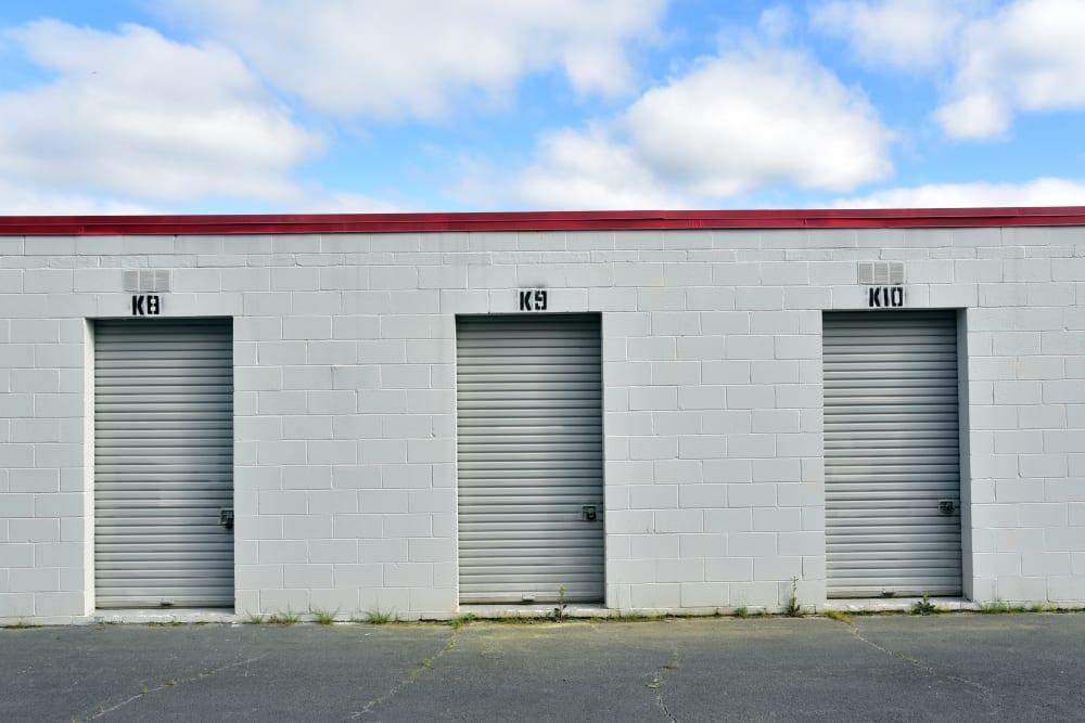 smaller storage units at StayLock Storage in Warner Robins,GA