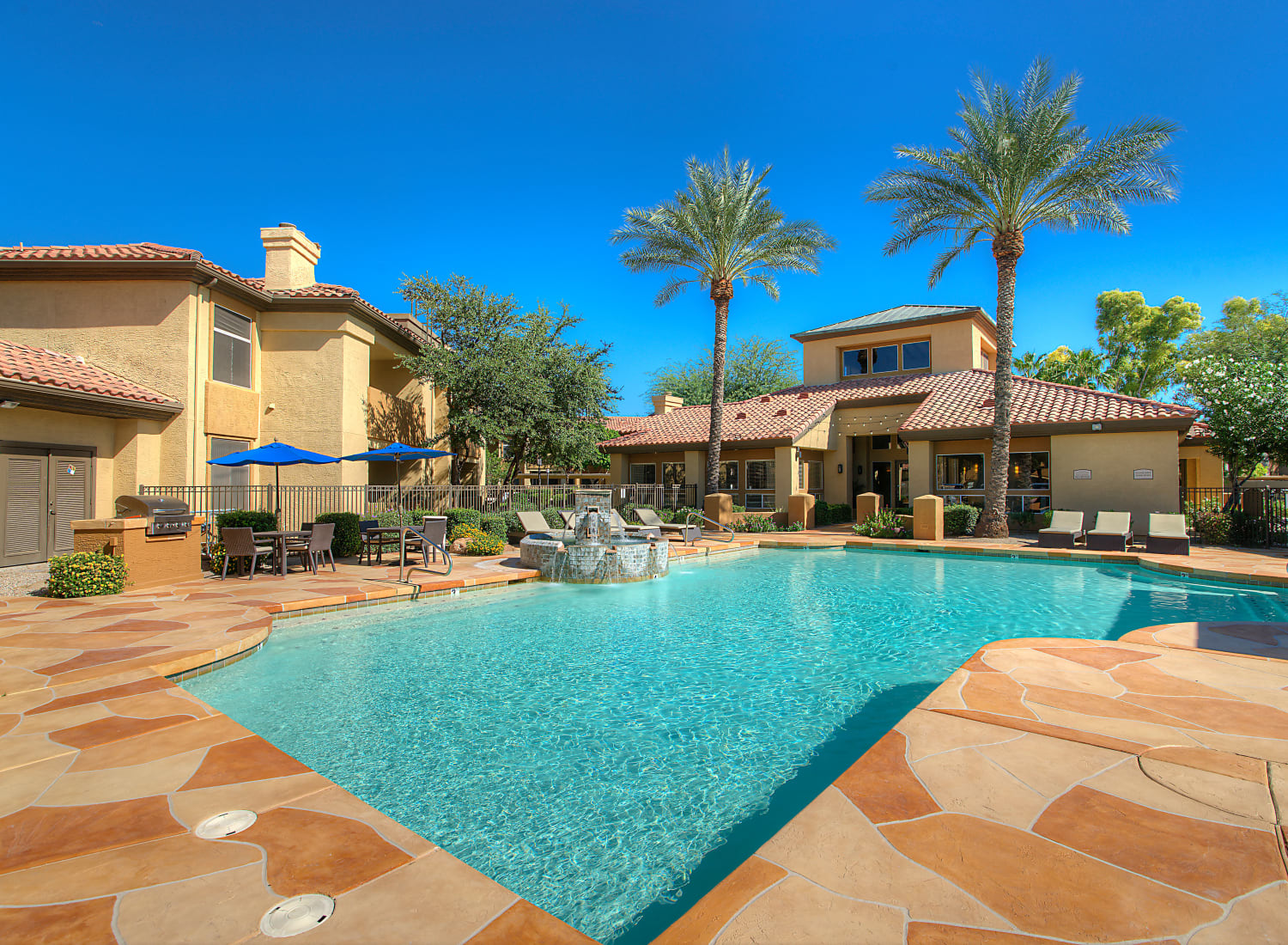 Bellagio apartments in Scottsdale, Arizona